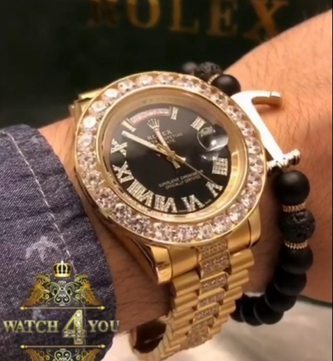ساعت رولكس دی ديت نگين ماركيز(Rolex)