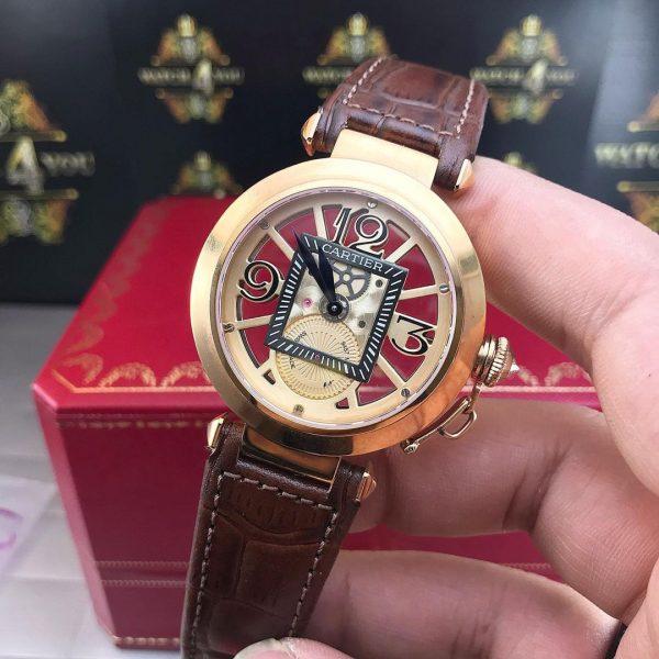 ساعت مچی كارتيه پاشا(Cartier)