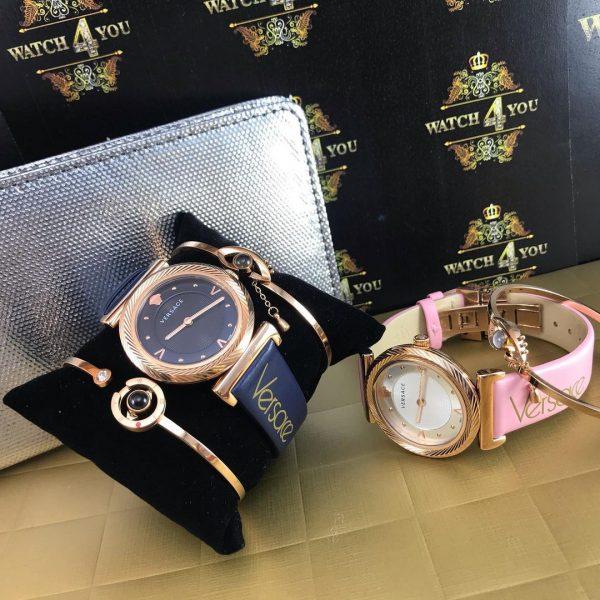 ساعت مچی زنانه ورساچه (Versace) بهمراه دستبند