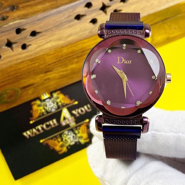 ساعت مچی زنانه (Dior)