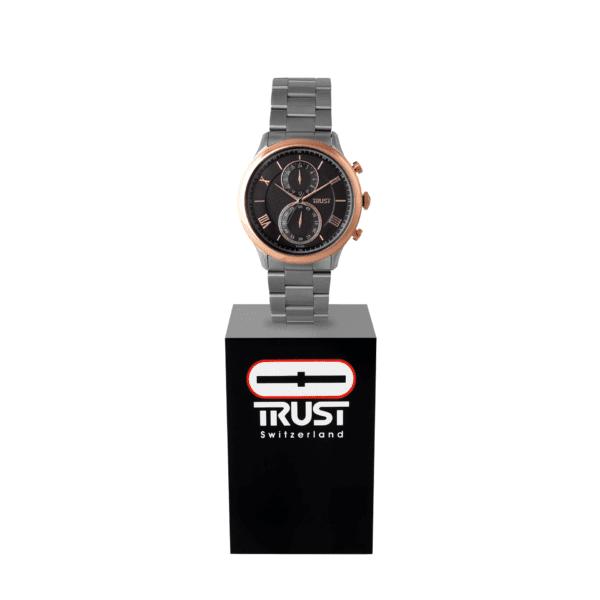 ساعت مچی مردانه کژوال برند تراست مدل G476JRD سری Maxence