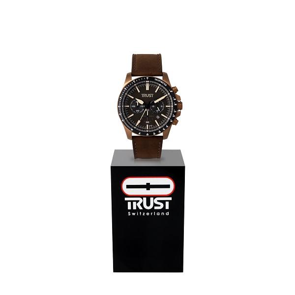 ساعت مچی مردانه کژوال برند تراست مدل G492IQL سری Maxence