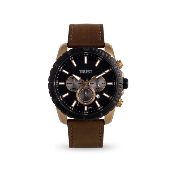 ساعت مچی مردانه کژوال برند تراست مدل G496IQD سری Adeno