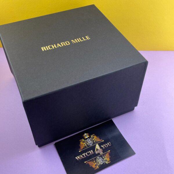 جعبه ساعت اورجینال ریچارد میل(Richard mille)
