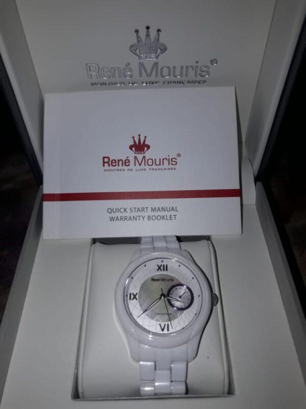ساعت مچی عقربه ای زنانه رنه موریس مدل Dream2 60102 rm2