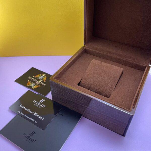 جعبه ساعت هابلوت(Hublot Box)