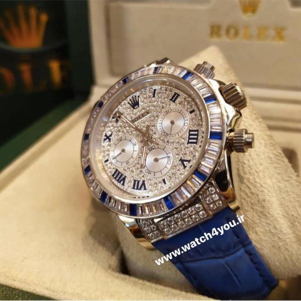 ساعت مچی مردانه موتور سوئیس رولکس(Rolex)